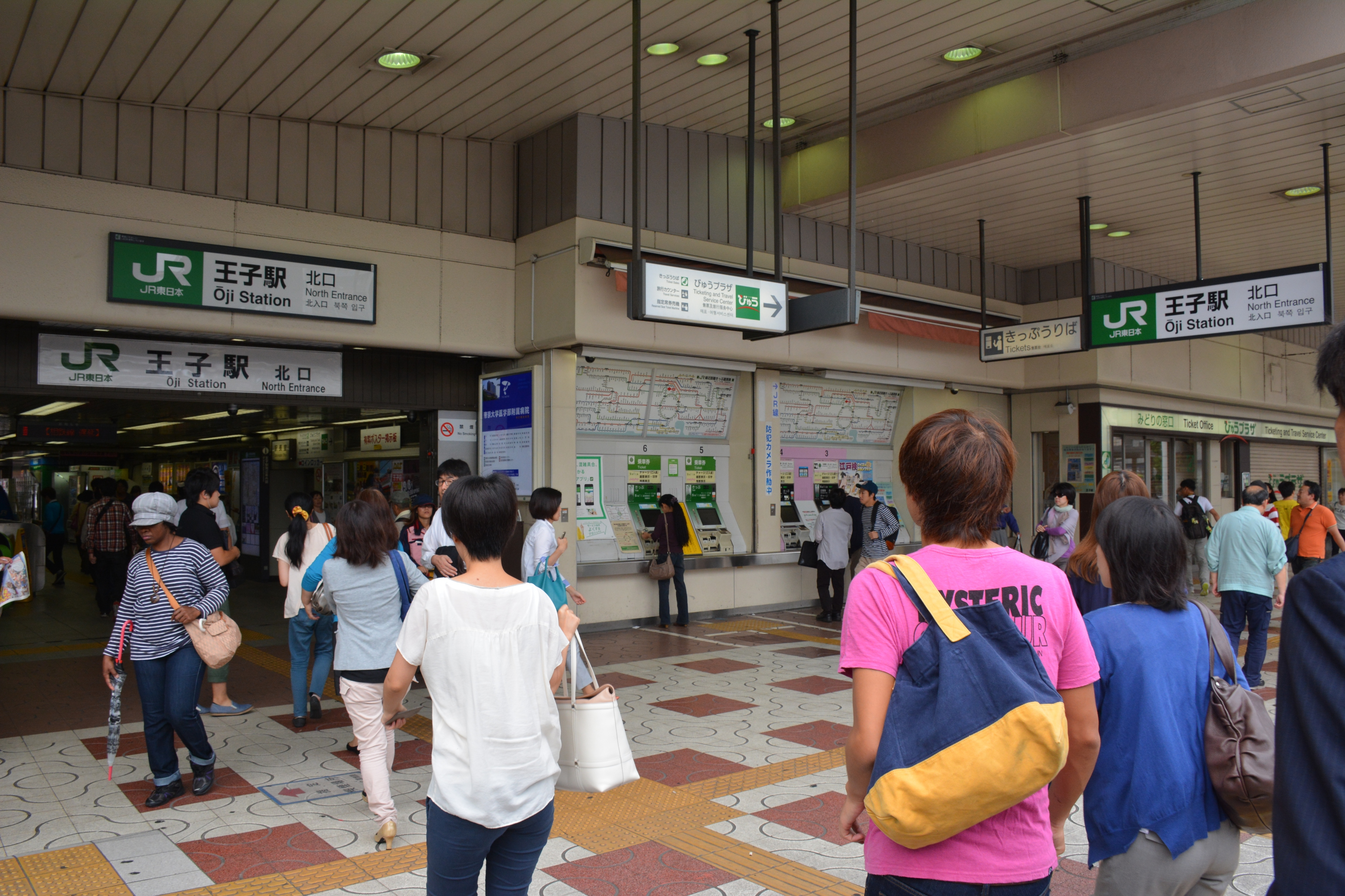 JR京浜東北線「王子」 駅で 独立 開店  したい