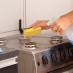 繁盛している飲食店の清掃レベルは高く清潔感がある