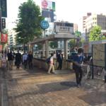 日本有数のビジネス街、中央区 日本橋 茅場町で飲食店開業できる