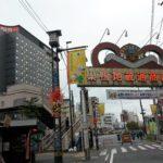 JR山手線「巣鴨駅」と都電荒川線「庚申塚駅」を結ぶ地蔵通り商店街目の前、居抜き店舗で飲食店開業できる