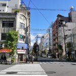 台東区、浅草橋駅徒歩6分、三井記念病院近くの角地1階路面店で飲食店開業できる