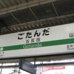 【予告】品川区 JR山手線「五反田」駅徒歩3分、居抜き店舗で飲食店開業できる
