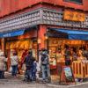 中央区 「人形町」駅徒歩3分、1階路面居酒屋居抜きで開業できる