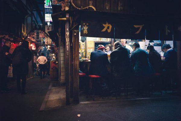 飲食店-印象-繁盛
