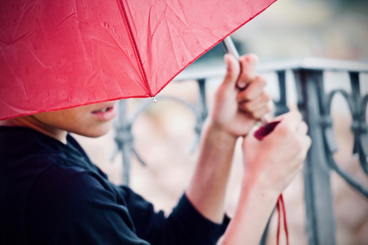 飲食店 雨の日は傘対策でリピーターづくり