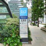 中央区 「京橋」駅徒歩2分、1階路面店舗で飲食店開業できる