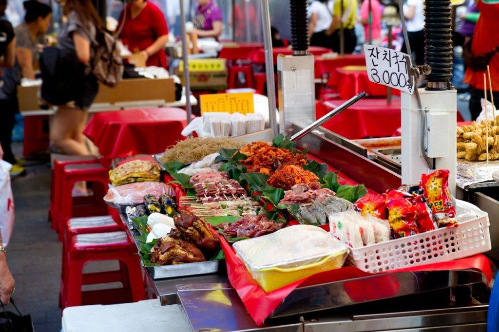 飲食店-繁盛-屋台