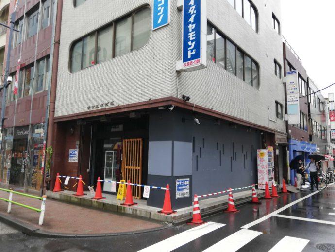 【スケルトン物件】JR山手線「御徒町」駅徒歩2分、1階店舗で開業できる