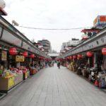 東京メトロ銀座線「浅草」駅徒歩3分、浅草寺弁天堂で開業できる
