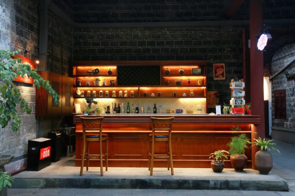 飲食店-BAR-バー